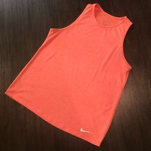 Nike Dri-Fit Crewneck Tank Top